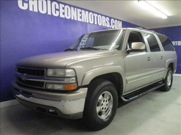 2001 Chevrolet Suburban for sale in Westminster, CO