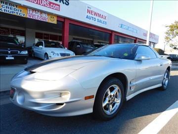 2000 Pontiac Firebird for sale in Hayward, CA