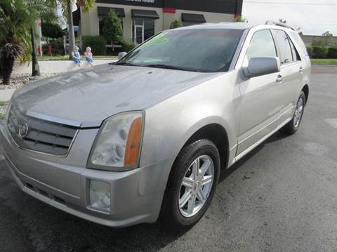 2005 Cadillac SRX for sale in Punta Gorda, FL
