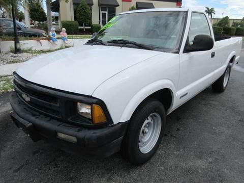 1995 Chevrolet S-10 for sale in Punta Gorda, FL