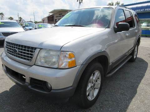 2003 Ford Explorer for sale in Punta Gorda, FL