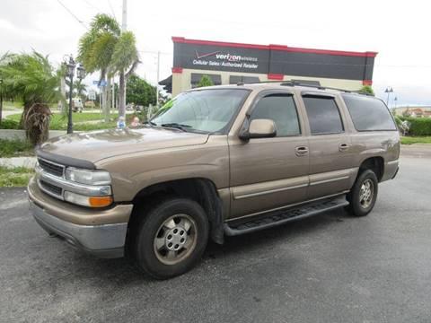 2003 Chevrolet Suburban for sale in Punta Gorda, FL