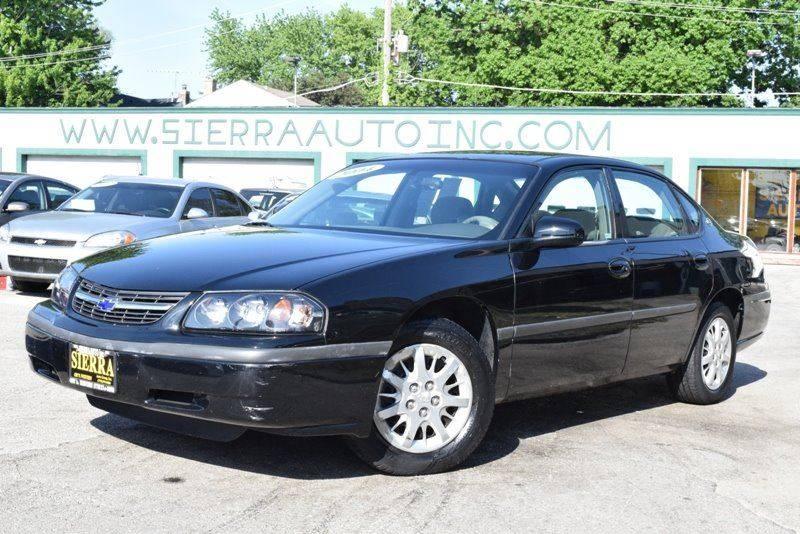 2004 Chevrolet Impala 4dr Sedan - Chicago IL