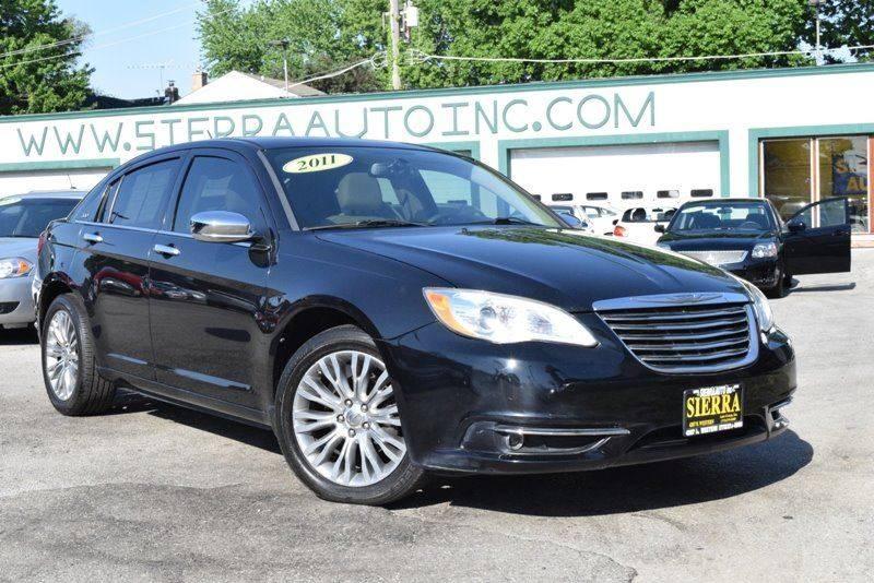 2011 Chrysler 200 Limited 4dr Sedan - Chicago IL
