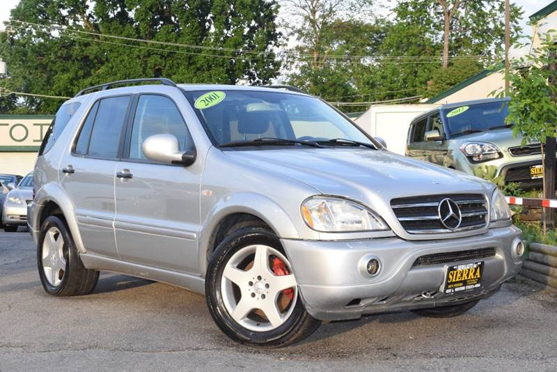 2001 Mercedes-Benz M-Class AWD ML 55 AMG 4MATIC 4dr SUV - Chicago IL