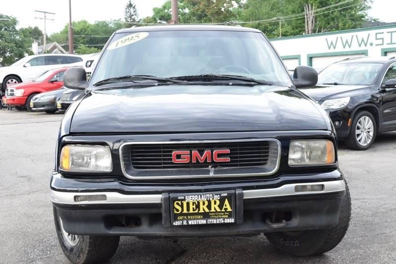 1995 GMC Jimmy SL - Chicago IL