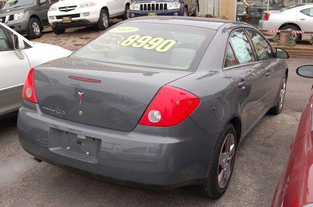 2009 Pontiac G6 Sedan - Chicago IL