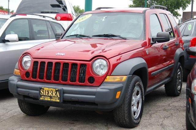 2007 Jeep Liberty Sport 4dr SUV 4WD - Chicago IL