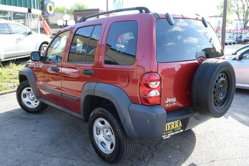 2007 Jeep Liberty Sport 4dr SUV 4WD - Chicago IL