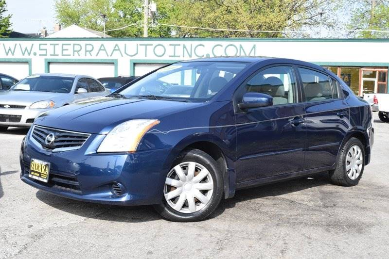 2011 Nissan Sentra 2.0 4dr Sedan 6M - Chicago IL