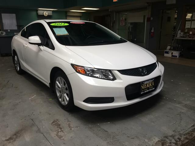 2012 Honda Civic EX-L 2dr Coupe w/Navi - Chicago IL