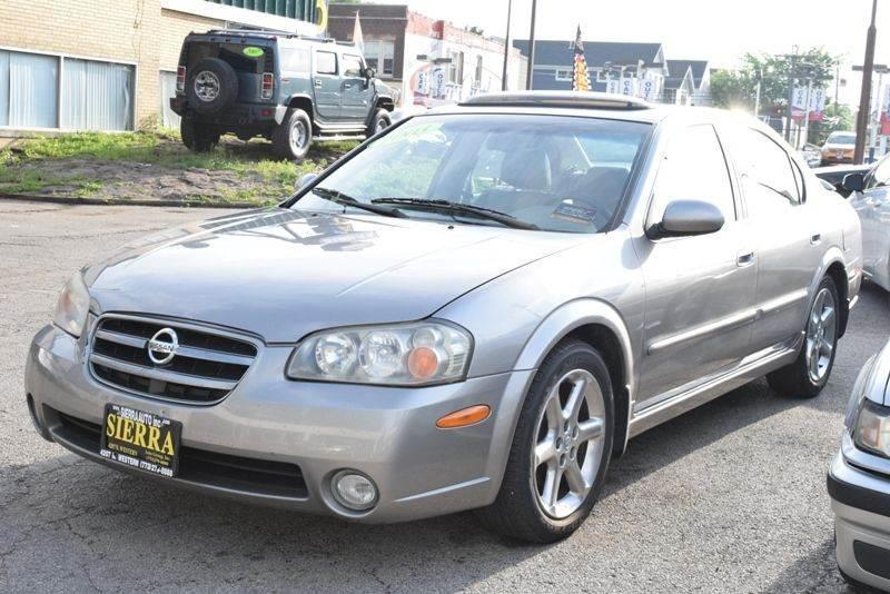 2002 Nissan Maxima GXE 4dr Sedan - Chicago IL