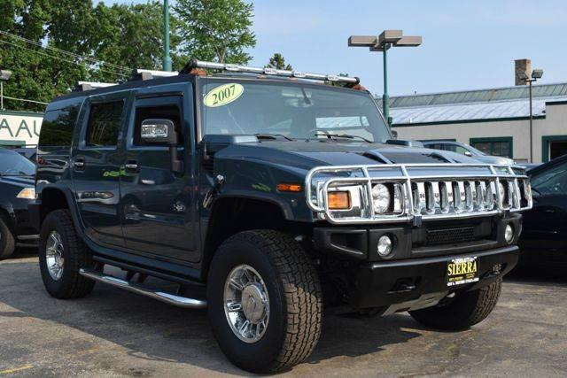 2007 HUMMER H2 4dr SUV 4WD - Chicago IL
