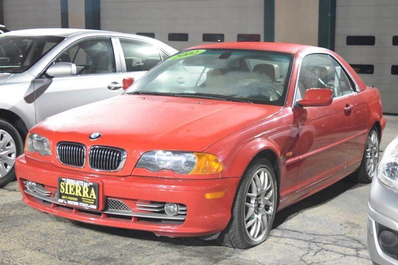 2002 BMW 3 Series 330Ci 2dr Convertible - Chicago IL