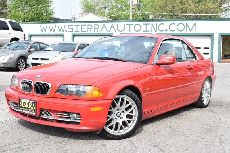 2002 BMW 3 Series 330Ci 2dr Convertible - Chicago IL