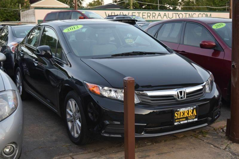 2012 Honda Civic EX 4dr Sedan - Chicago IL