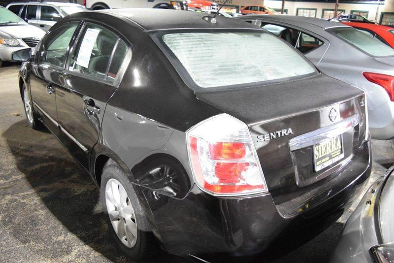 2010 Nissan Sentra 2.0 4dr Sedan 6M - Chicago IL