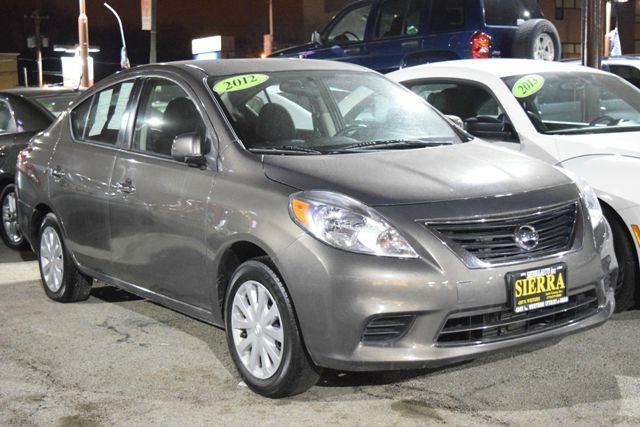 2012 Nissan Versa 1.6 SV 4dr Sedan - Chicago IL