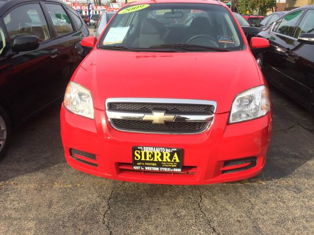 2009 Chevrolet Aveo LS 4dr Sedan - Chicago IL