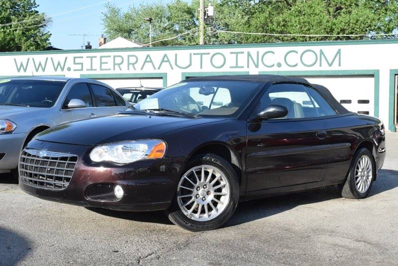 2004 Chrysler Sebring LXi 2dr Convertible - Chicago IL