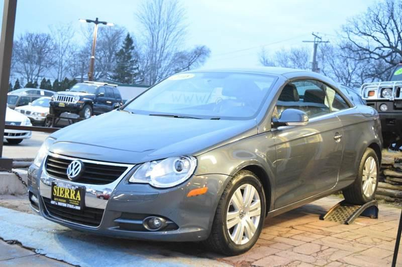 2008 Volkswagen Eos Turbo 2dr Convertible 6A - Chicago IL