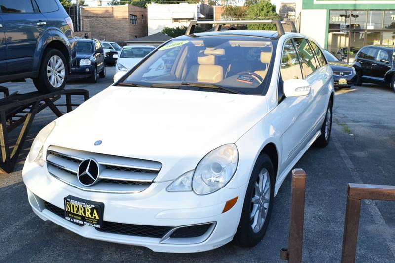 2006 Mercedes-Benz R-Class AWD R500 4MATIC 4dr Wagon - Chicago IL
