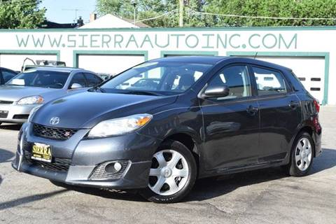 2009 Toyota Matrix
