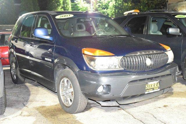 2003 Buick Rendezvous AWD CXL 4dr SUV - Chicago IL