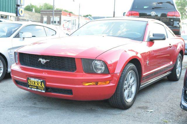 2007 Ford Mustang V6 Deluxe 2dr Coupe - Chicago IL