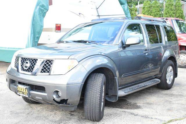2005 Nissan Pathfinder LE 4WD 4dr SUV - Chicago IL