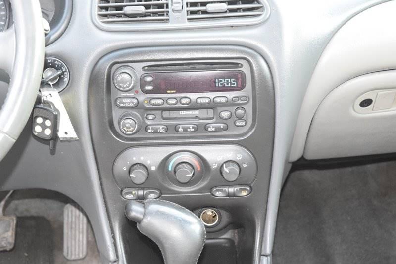 2002 Oldsmobile Alero GL 4dr Sedan w/1SB - Chicago IL
