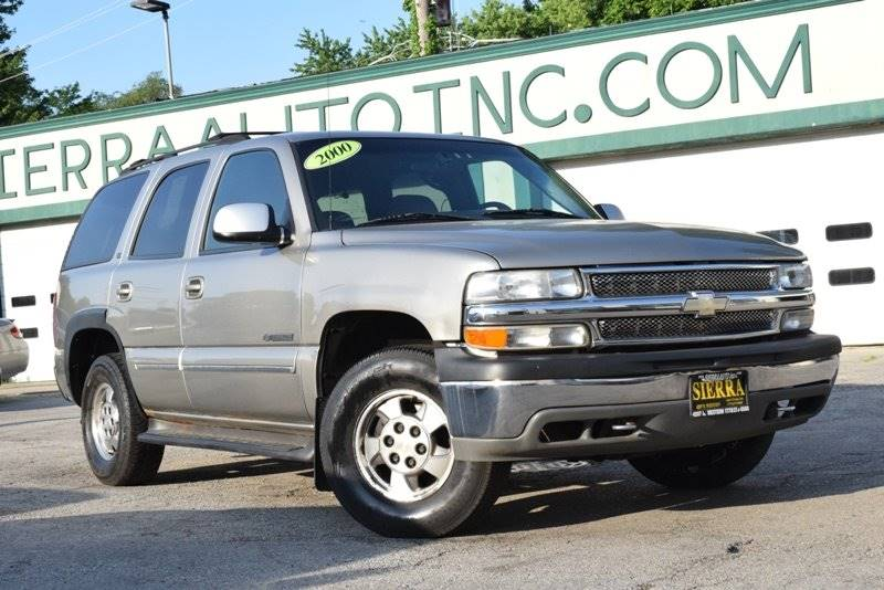 2000 Chevrolet Tahoe 4dr LT 4WD SUV - Chicago IL