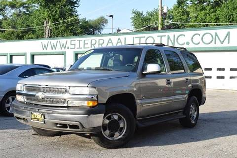 2000 Chevrolet Tahoe for sale in Chicago, IL
