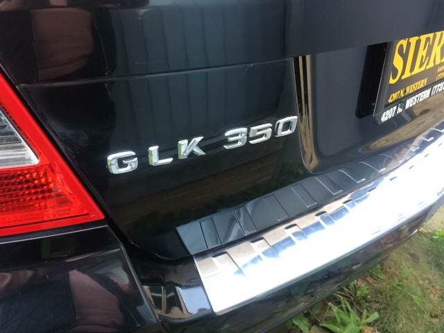2012 Mercedes-Benz GLK GLK350 4MATIC AWD 4dr SUV - Chicago IL