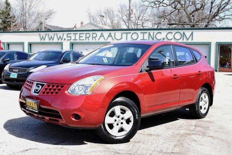 2008 Nissan Rogue AWD S Crossover 4dr - Chicago IL