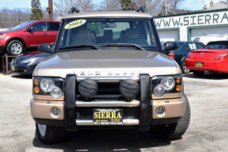 2004 Land Rover Discovery SE 4WD 4dr SUV - Chicago IL