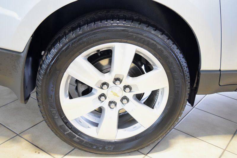 2012 Chevrolet Traverse AWD LTZ 4dr SUV - Chicago IL