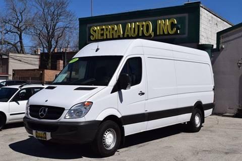 2010 Mercedes-Benz Sprinter Cargo for sale in Chicago, IL