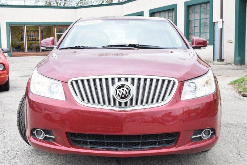 2010 Buick LaCrosse CXL 4dr Sedan - Chicago IL