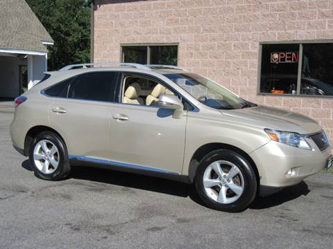 2011 Lexus RX 350 for sale in Littleton, MA