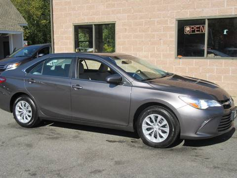 2015 Toyota Camry for sale in Littleton, MA