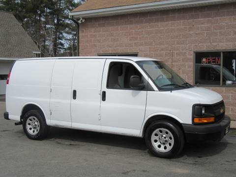 2014 Chevrolet Express Cargo for sale at Advantage Automobile Investments, Inc in Littleton MA