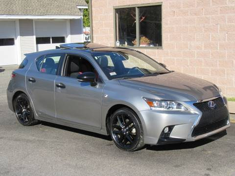 2016 Lexus CT 200h for sale in Littleton, MA