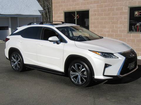 2017 Lexus RX 350 for sale at Advantage Automobile Investments, Inc in Littleton MA