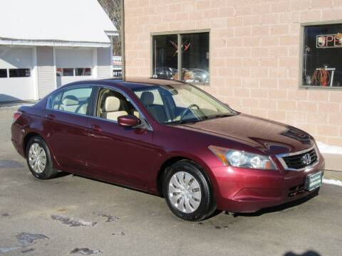 2009 Honda Accord for sale at Advantage Automobile Investments, Inc in Littleton MA