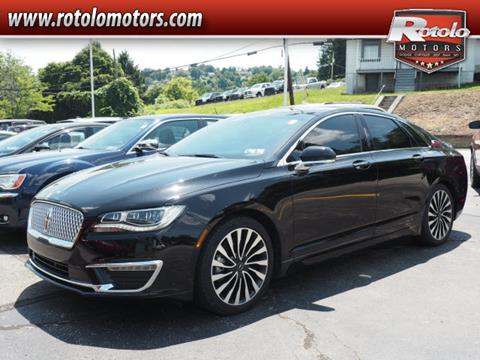 2017 Lincoln MKZ for sale in Charleroi, PA