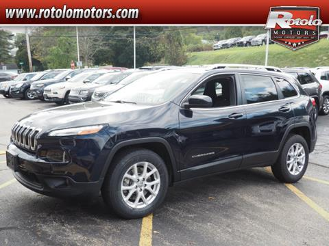 2015 Jeep Cherokee for sale in Charleroi PA