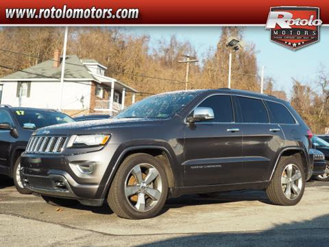 2015 Jeep Grand Cherokee for sale in Charleroi PA