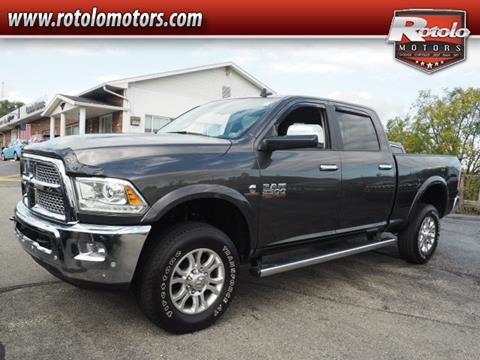 2016 RAM Ram Pickup 2500 for sale in Charleroi PA