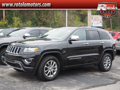 2016 Jeep Grand Cherokee for sale in Charleroi, PA